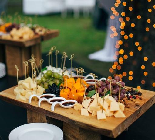 precio catering boda